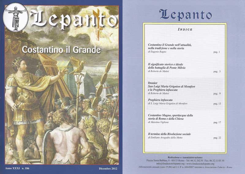 Lepanto n. 186
