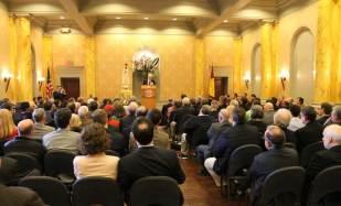 Conferenza Washington – Cosmos Club