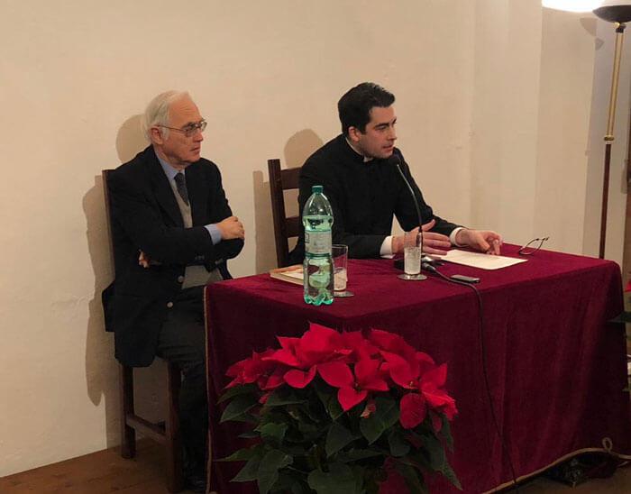 Meditazione spirituale sul Santo Natale – Conferenza con don Federico Bortoli