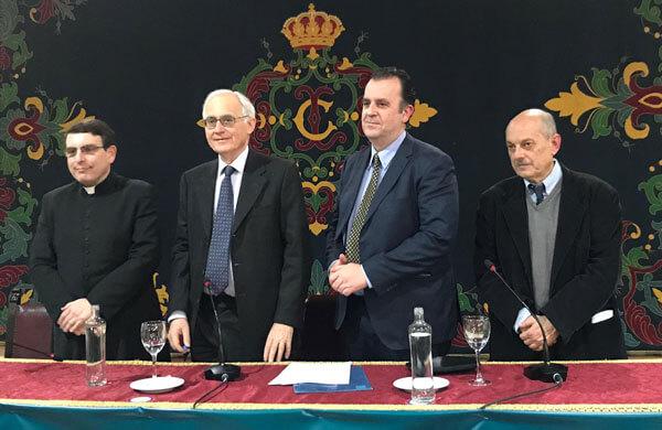 Conferenza del Prof. Roberto de Mattei a Siviglia – 2 marzo 2019