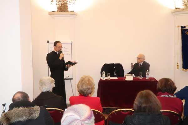 Meditazione spirituale sul Santo Natale con don Giorgio Ghio